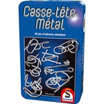 Casse-tete metal (French)