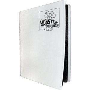 Monster Binder (4) Matte White