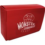 Deck Box: Monster Double Deck Box Red