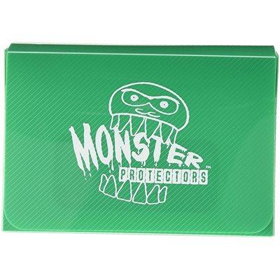 Deck Box: Monster Double Deck Box Green