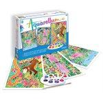 Aquarellum: Magic Canvas Large Amazon (Multi) (No Amazon Sales)