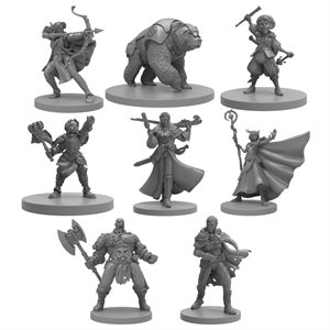 Critical Role: Vox Machina Minis ^ Aug 23, 2019
