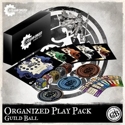 Guild Ball: Organized Play Pack