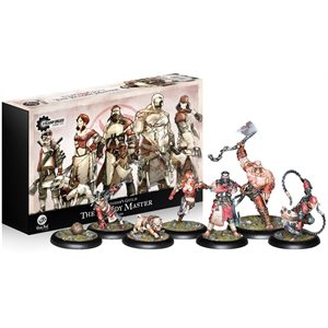 Guild Ball: Butcher's Guild - Team Pack (6) - The Bloody Master