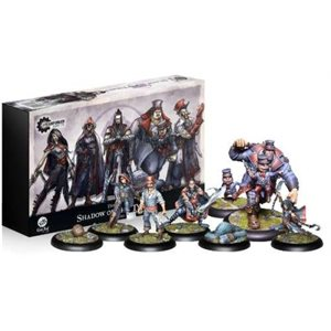 Guild Ball: Union - Team Pack (6) - Shadow of the Tyrant