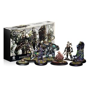Guild Ball: Mortician Strings of the Spirit Weaver