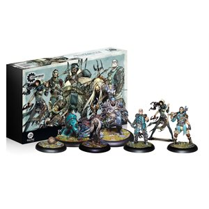 Guild Ball: Fishermans Guild - Team Pack (6) - Pirates Return