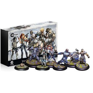Guild Ball: Mason's Guild - Team Pack (6) - The Punishing March
