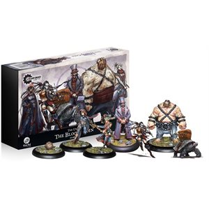 Guild Ball: Union - Team Pack (6) - The Bloody Coin