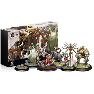 Guild Ball: Engineer's Guild - Team Pack (6) - Precision Made