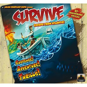 Survive Escape From Atlantis 30Th