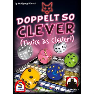 Twice As Clever (Doppelt So Clever) (No Amazon Sales)
