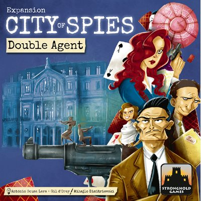 City of Spies: Double Agents