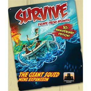Survive Giant Squid Expansion