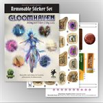 Gloomhaven Removable Stickers: Forgotten Circles