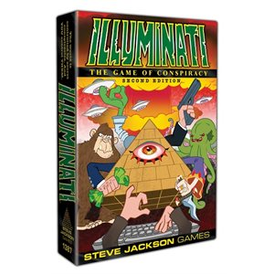 Illuminati 2nd Edition (1987)
