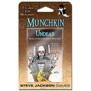 Munchkin Undead Blister