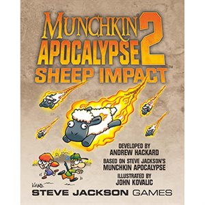 Munchkin Apocalypse 2 Sheep Impact