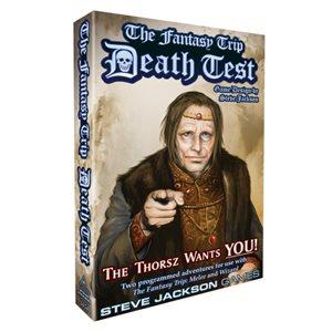Fantasy Trip Death Test