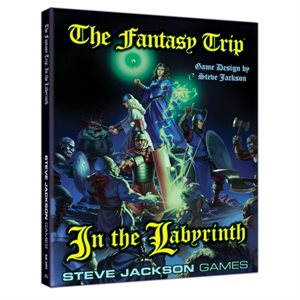 Fantasy Trip In the Labyrinth (BOOK)