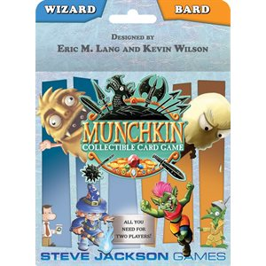 Munchkin Collectible Card Game: Wizard Bard
