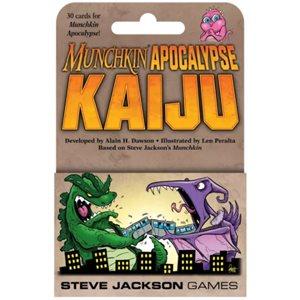 Munchkin Apocalypse Kaiju (No Amazon Sales) ^ JUL 2021