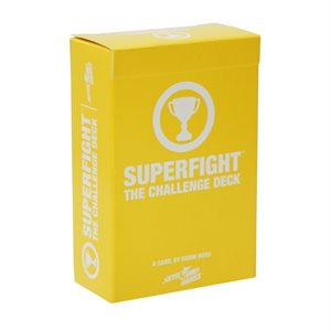 SUPERFIGHT: The Yellow Deck (Challenges) (No Amazon Sales)