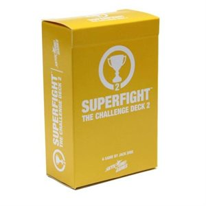 SUPERFIGHT: The Yellow Deck 2 (Challenges) (No Amazon Sales)