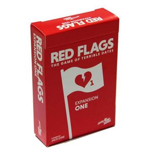 Red Flags: Expansion One (No Amazon Sales)
