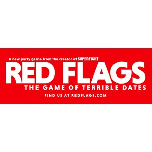 Red Flags: Fairy Tale Red Flags (No Amazon Sales)