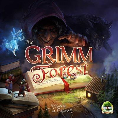 Grimm Forest (No Amazon Sales)
