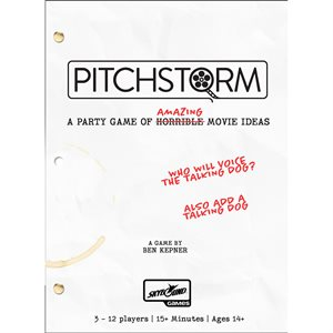 Pitchstorm: Core Deck (No Amazon Sales)