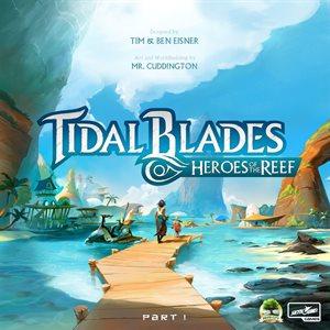 Tidal Blades: Heroes of the Reef (No Amazon Sales) ^ JAN 2021