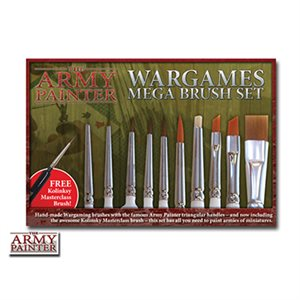 Hobby Starter Mega Brush Set
