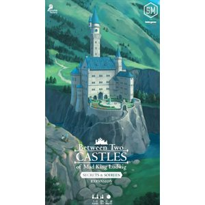 Between Two Castles of Mad King Ludwig: Secrets & Soirees Expansion ^ JULY 16 2021