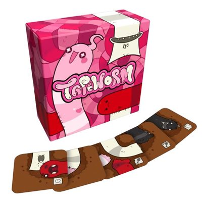 Tapeworm (No Amazon Sales)