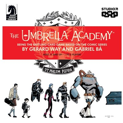 The Umbrella Academy (No Amazon Sales) ^ FEB 26 2021