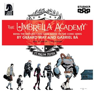 The Umbrella Academy (No Amazon Sales) ^ Q1 2021