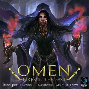 Omen: Fires in the East (Standalone Expansion)