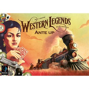 Western Legends: Ante Up (Expansion) ^ NOV 30 2019