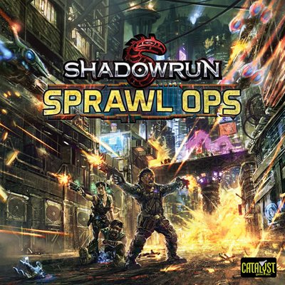 Shadowrun: Sprawl Ops (BOOK)