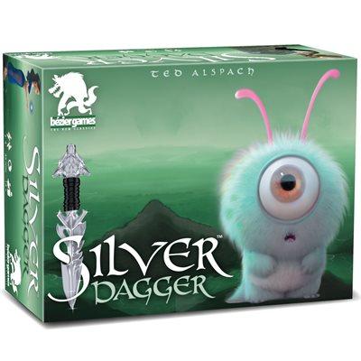 Silver Dagger (No Amazon Sales)