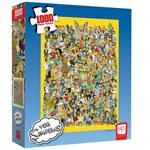 Puzzle: 1000 Simpsons (No Amazon Sales)