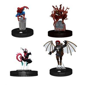 Marvel HeroClix: Spider-Man and Venom Absolute Carnage Booster Brick ^ SEP 9 2020