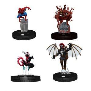 Marvel HeroClix: Spider-Man and Venom Absolute Carnage Booster Brick ^ SEP 2020