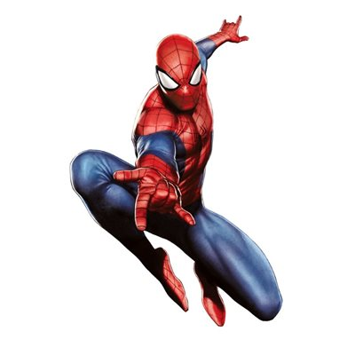 Spider-Man Interactive Wall Decal