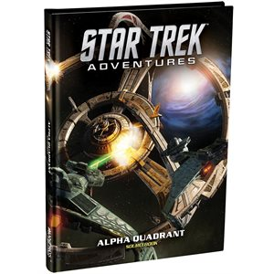 Star Trek Adventures: Alpha Quadrant (BOOK) ^ Aug 2019