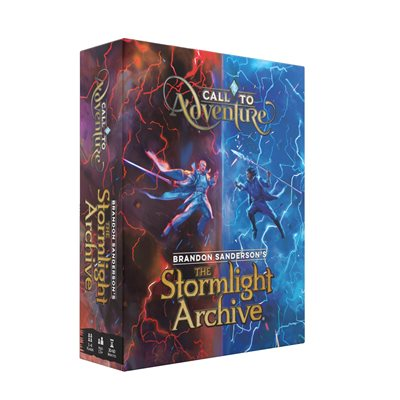 Call to Adventure: The Stormlight Archive ^ JUN 24 2020