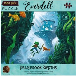 Everdell: Puzzle Pearlbrook Depths ^ APR 2021