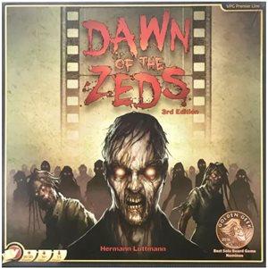 Dawn of the Zeds ^ DEC 2021